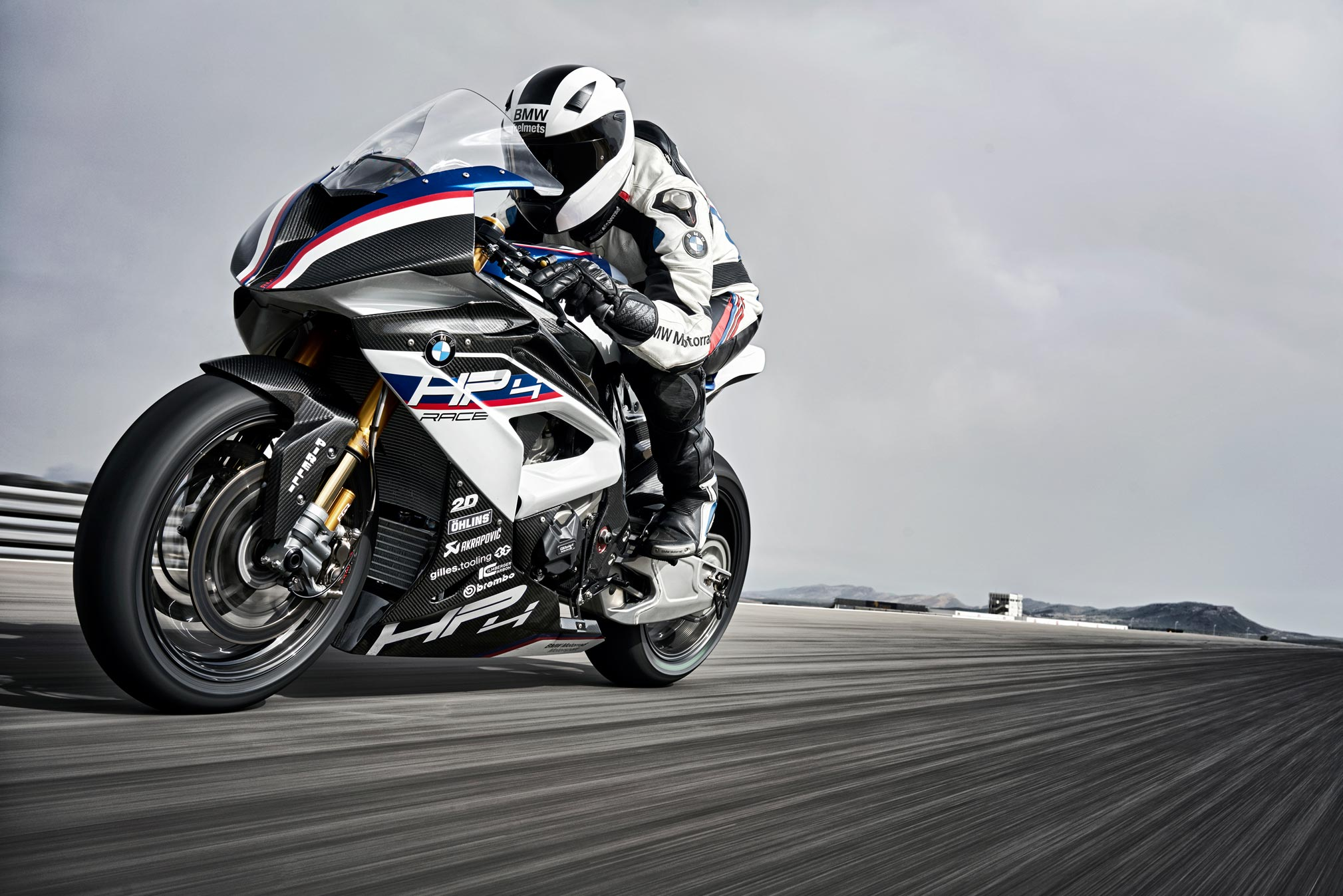 2019 Bmw Hp4 Race Guide Total Motorcycle