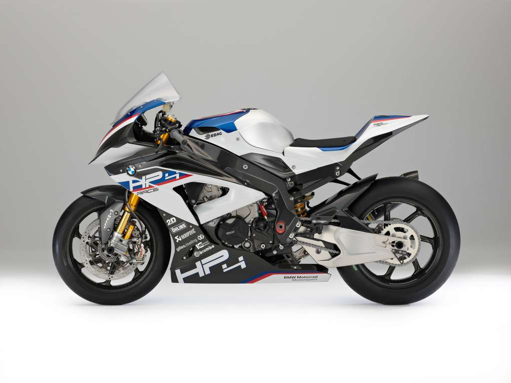 2019 BMW HP4 Race
