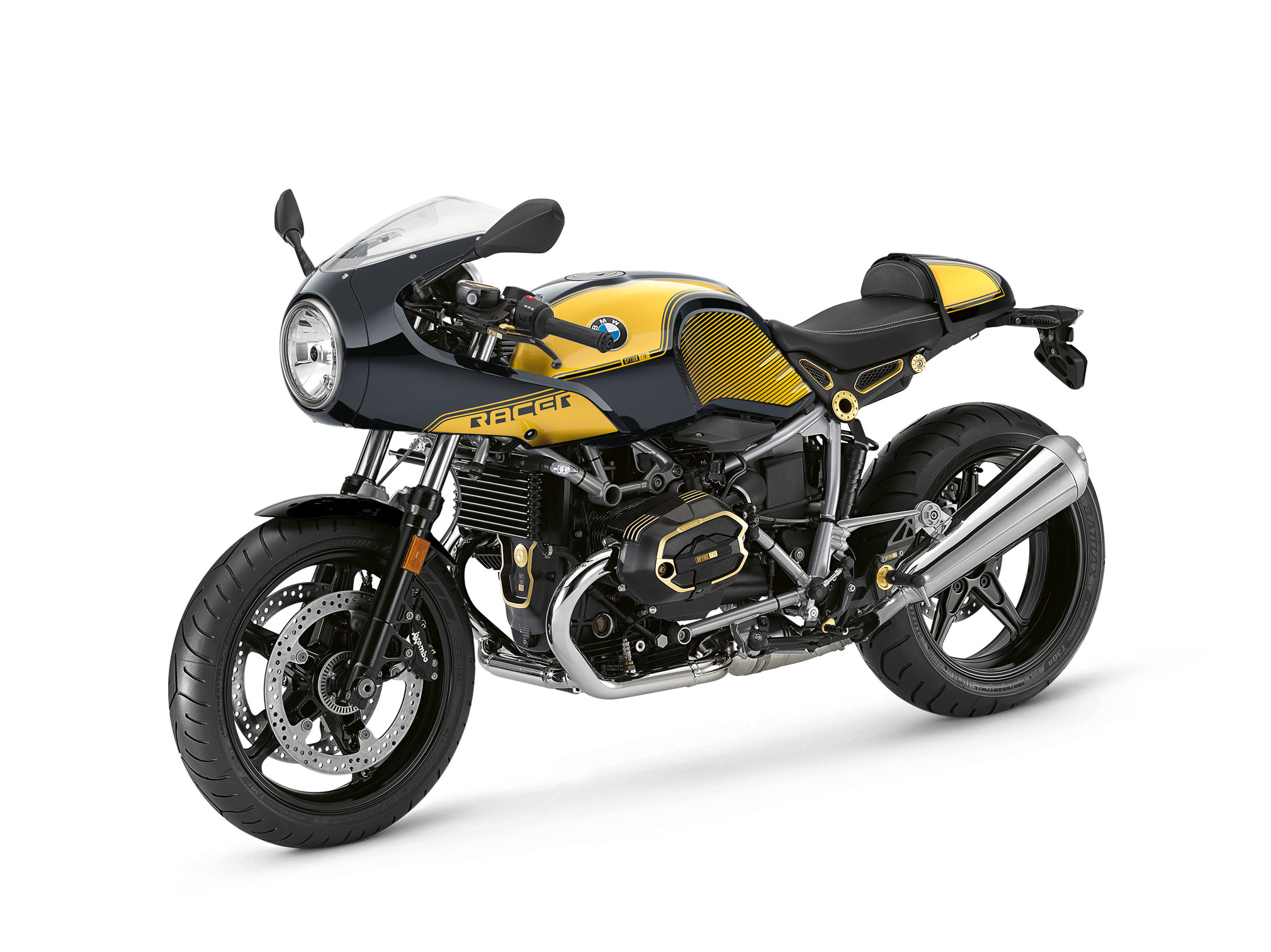 2019 bmw r ninet racer guide total motorcycle. Black Bedroom Furniture Sets. Home Design Ideas