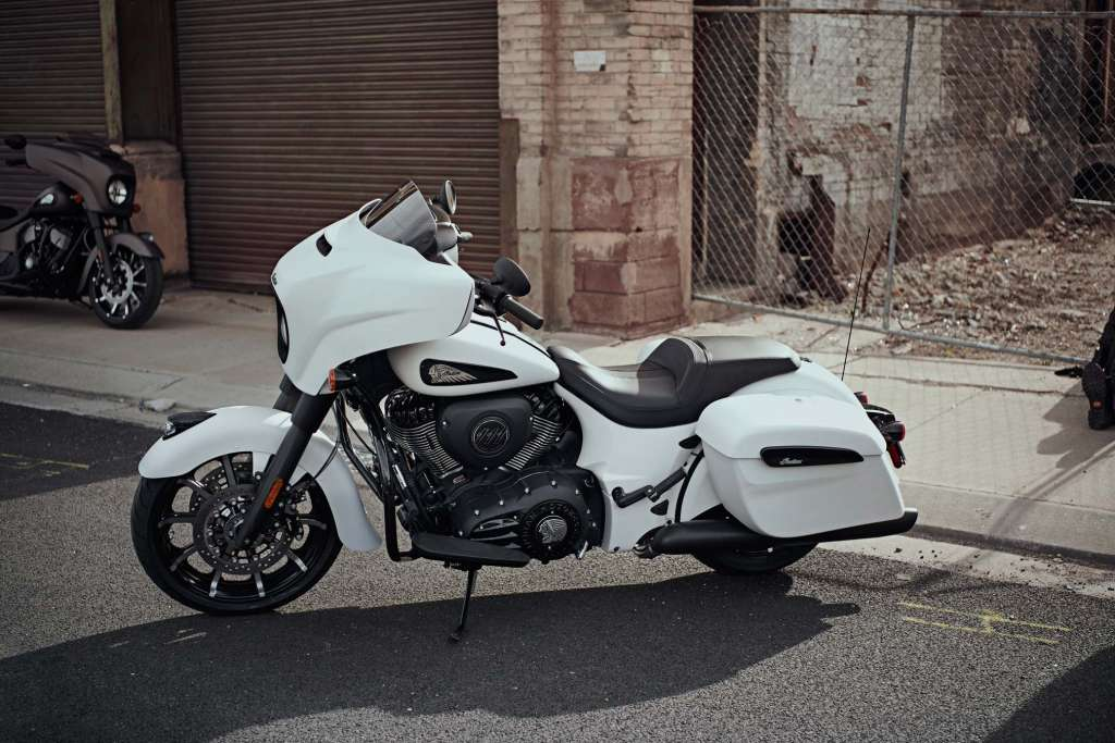 2019 Indian Chieftain Dark Horse