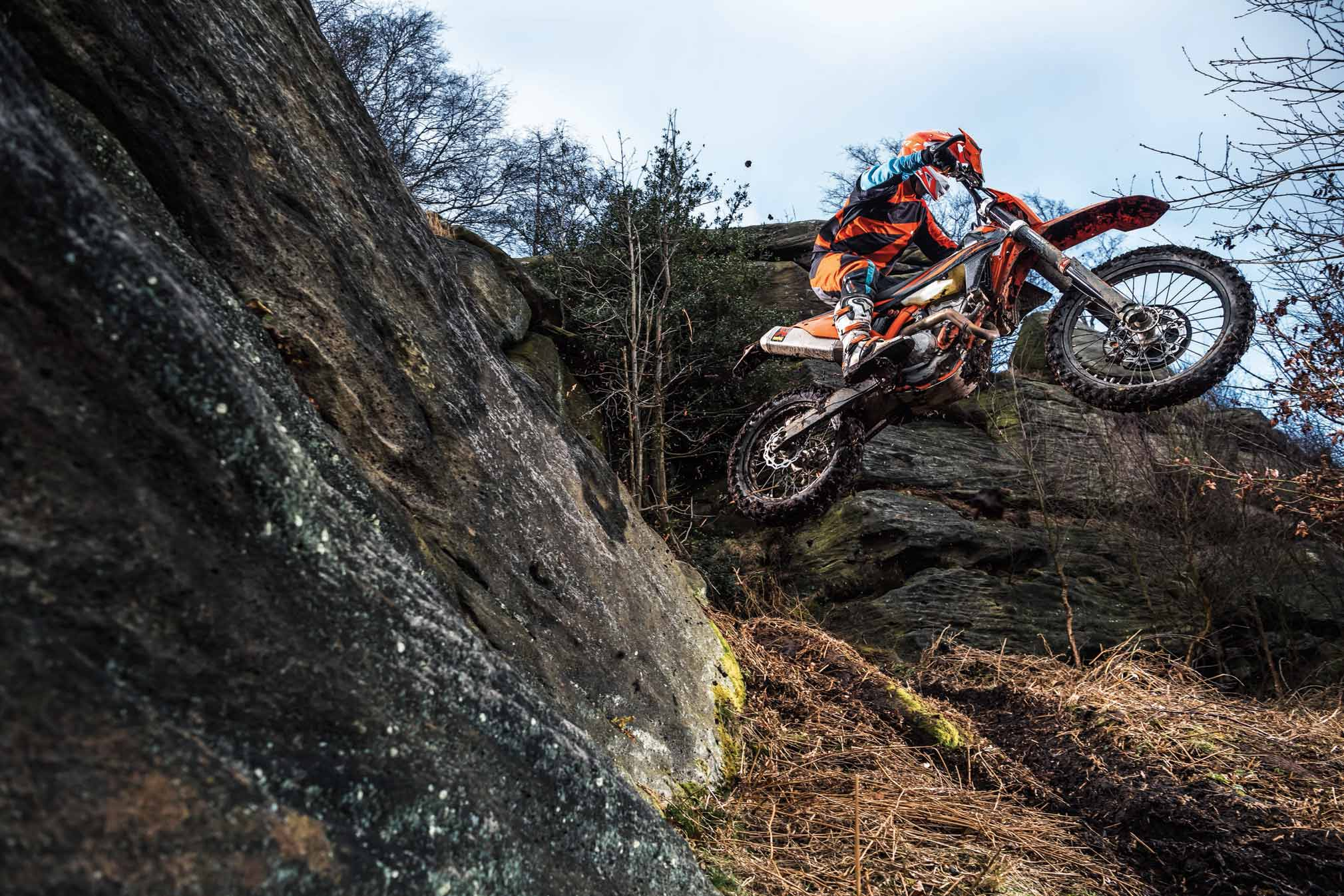 2019 KTM 350 EXC-F Guide • Total Motorcycle