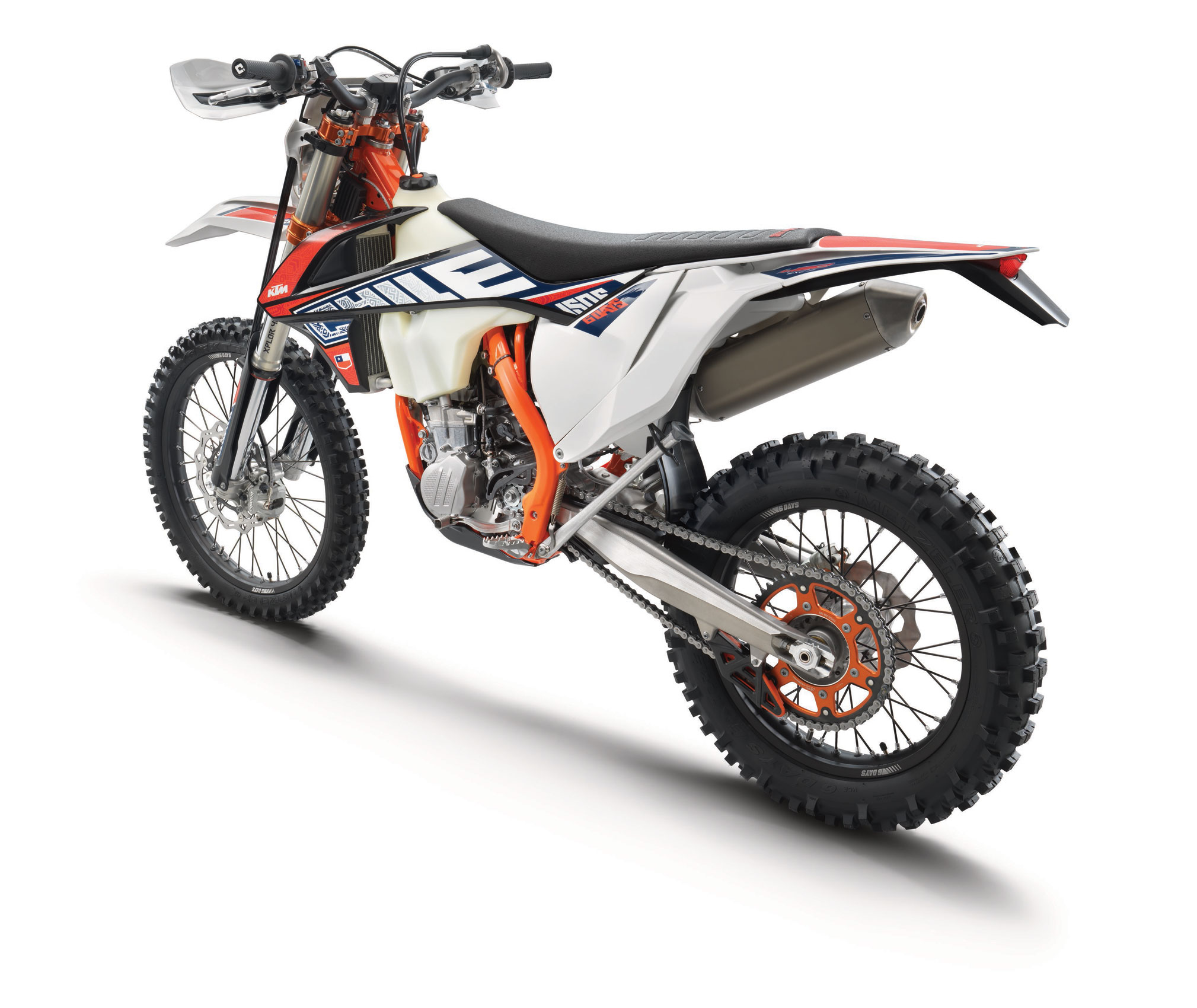 2019 KTM 450 EXC-F Six Days Guide • Total Motorcycle