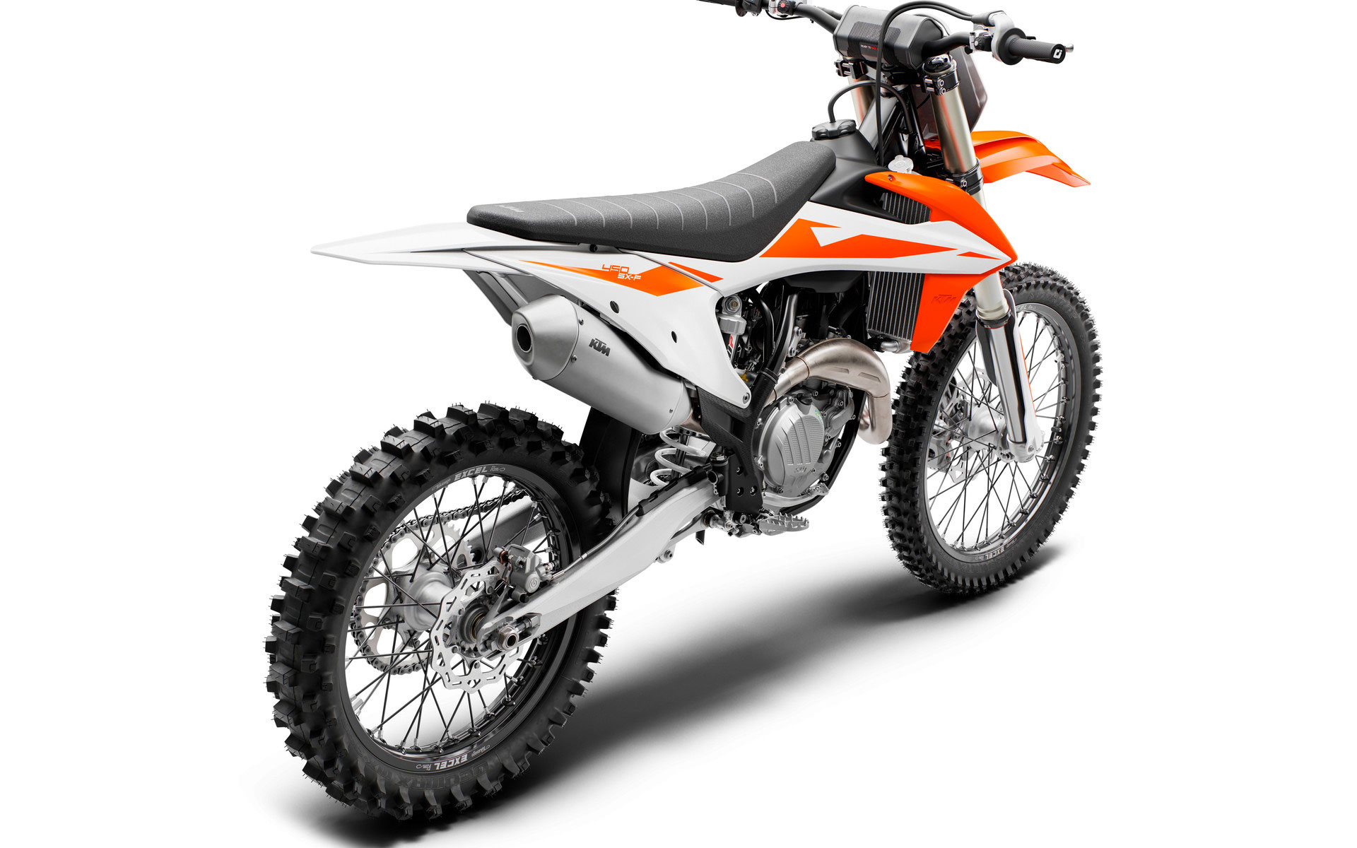 2019 KTM 450 SX-F Guide • Total Motorcycle