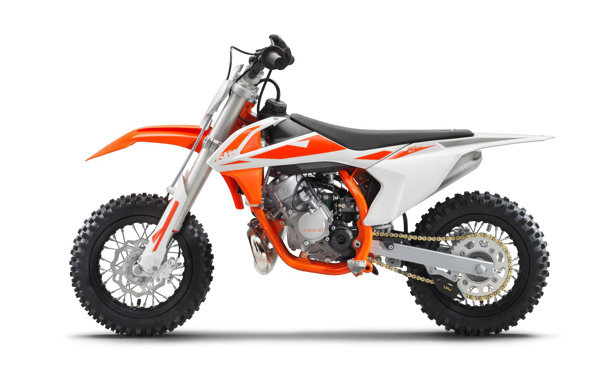 2019 KTM 50 SX Mini Guide • Total Motorcycle