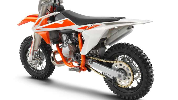 2019 Ktm 50 Sx Mini Guide Total Motorcycle