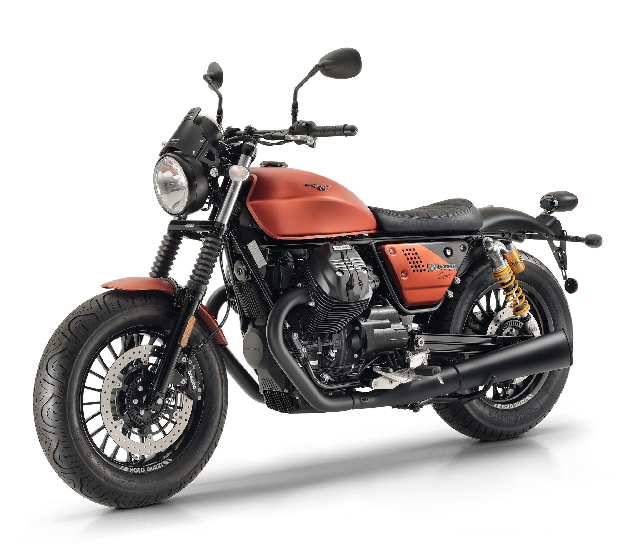 2019 moto guzzi v9 bobber sport guide totalmotorcycle. Black Bedroom Furniture Sets. Home Design Ideas
