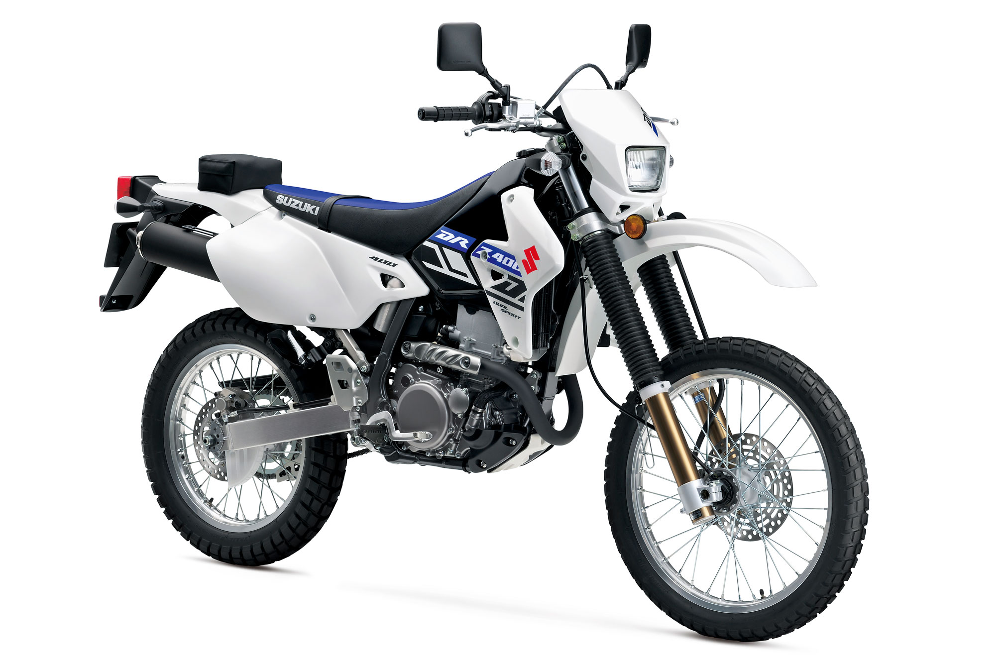 2019 Suzuki DR-Z400S Guide • Total Motorcycle