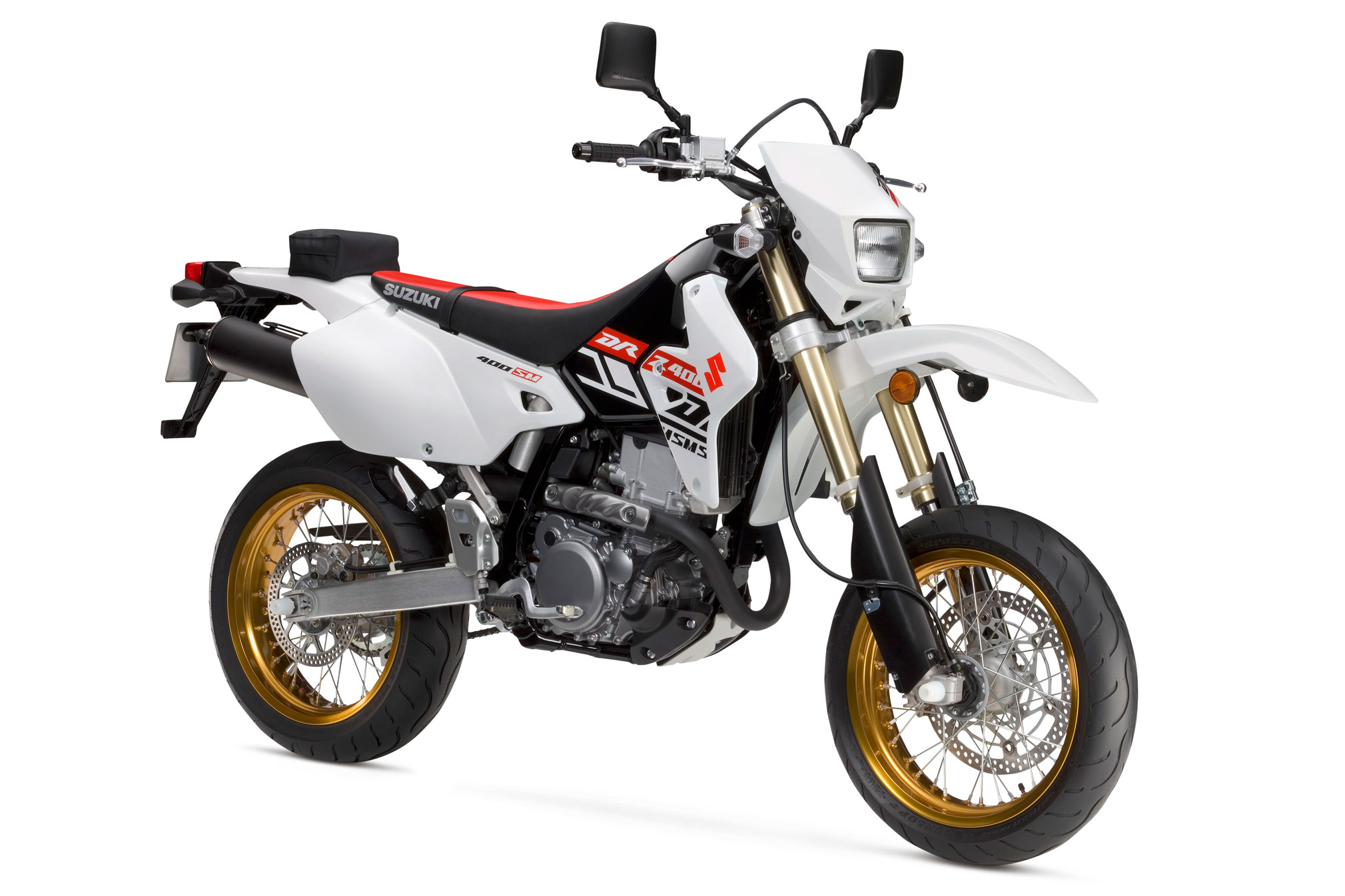 2019 Suzuki DR-Z400SM Guide • Total Motorcycle