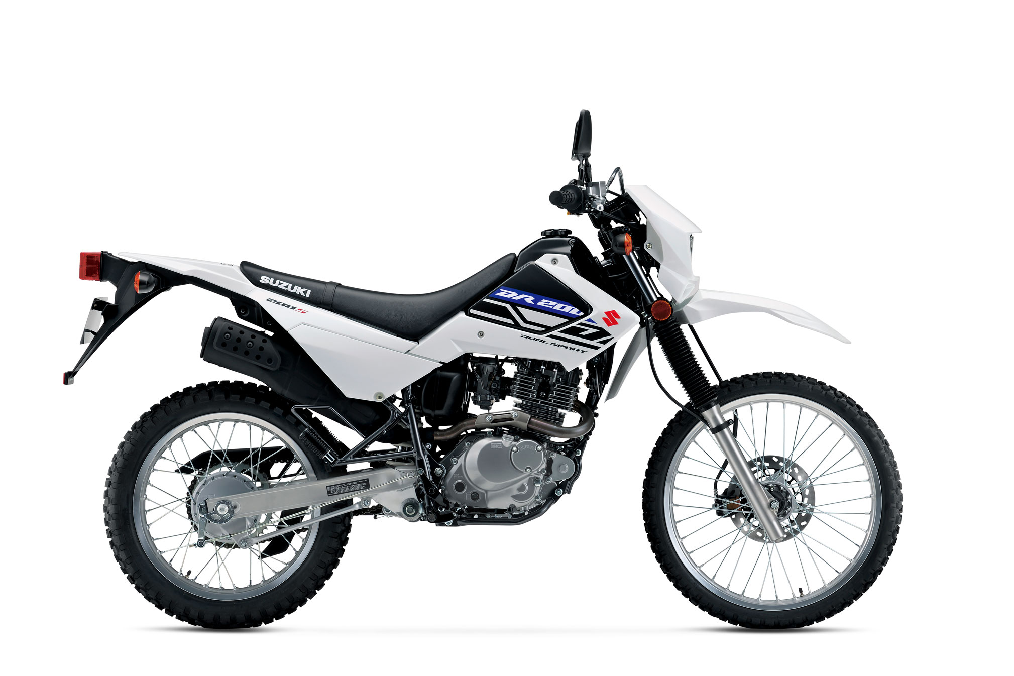 2019 Suzuki Dr200s Guide Total Motorcycle