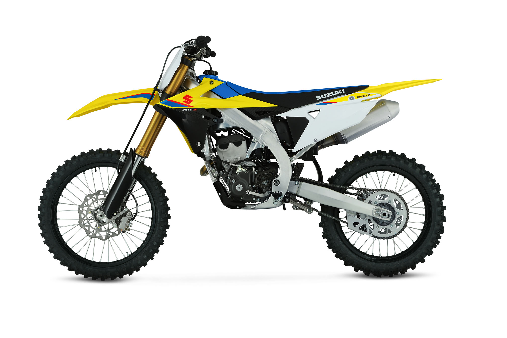 2019 suzuki rm z250 guide total motorcycle. Black Bedroom Furniture Sets. Home Design Ideas