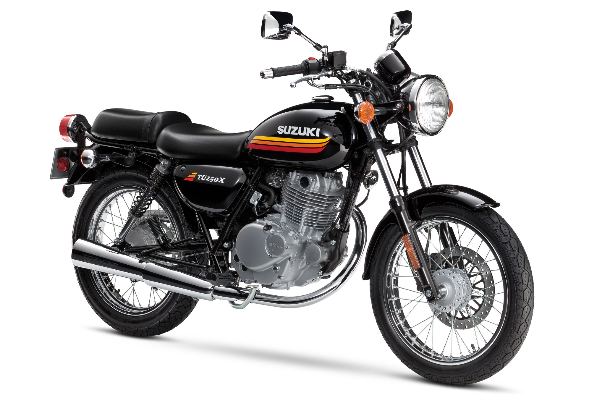 2019 Suzuki TU250X Guide • Total Motorcycle