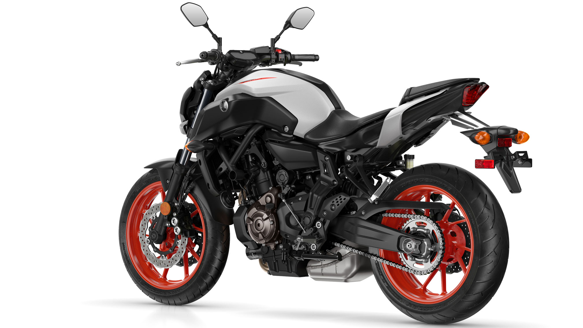 2019 yamaha mt 07 guide total motorcycle. Black Bedroom Furniture Sets. Home Design Ideas