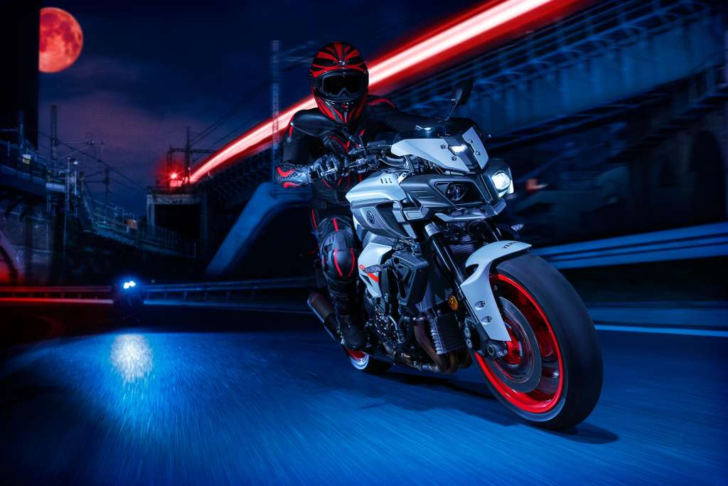 2019 Yamaha MT-10 Guide • TotalMotorcycle