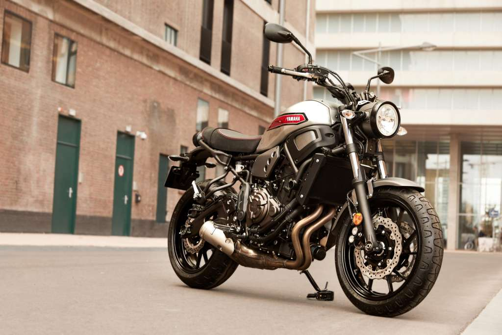 2019 Yamaha XSR700 Guide • Total Motorcycle