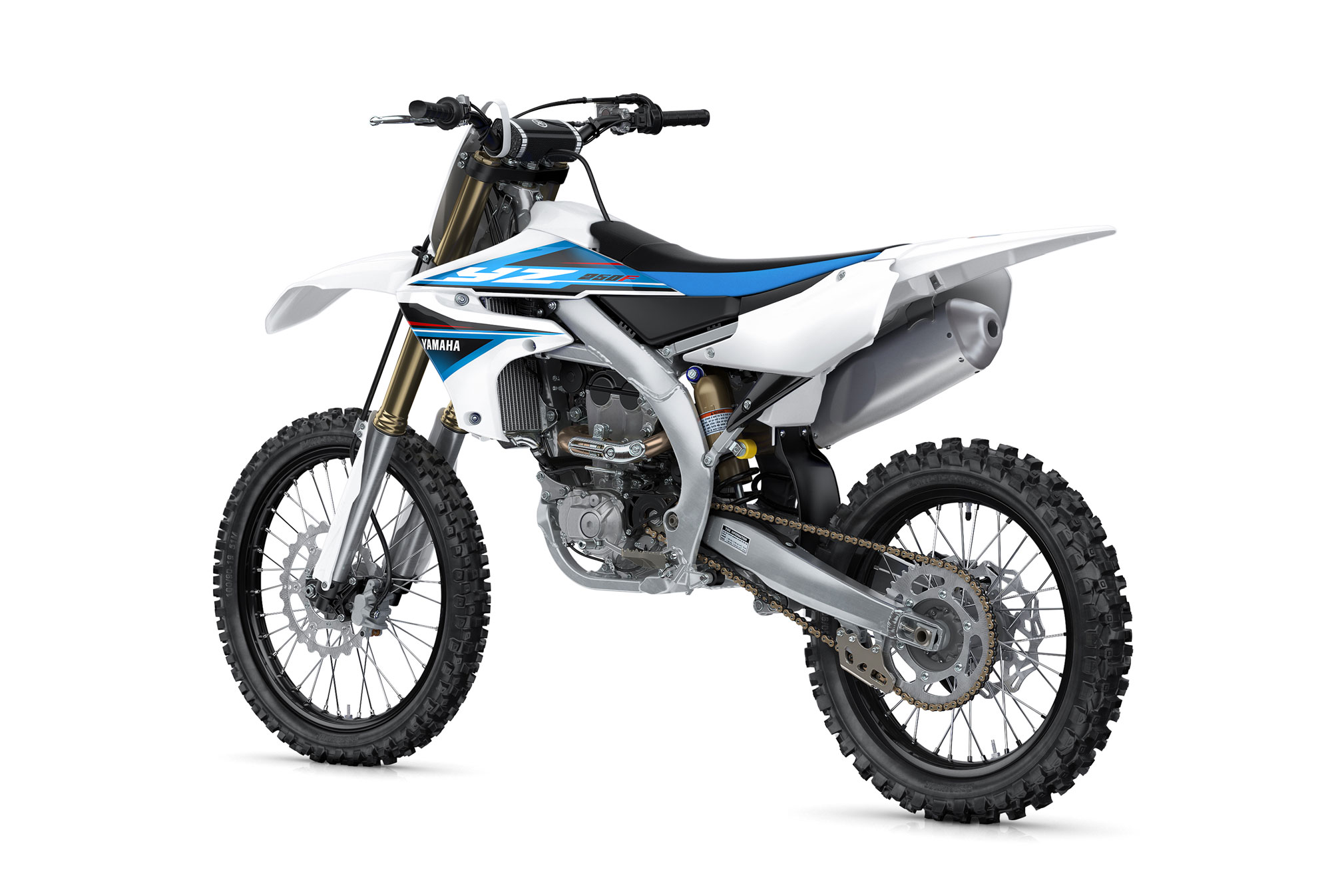 2019 Yamaha YZ250F Guide • Total Motorcycle