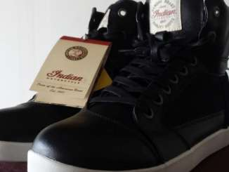 Mesh Hi-Top Sneakers by Indian Motorcycle