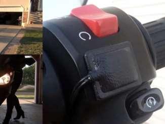 Review: Mo-Door Motorcycle Garage Door Opener