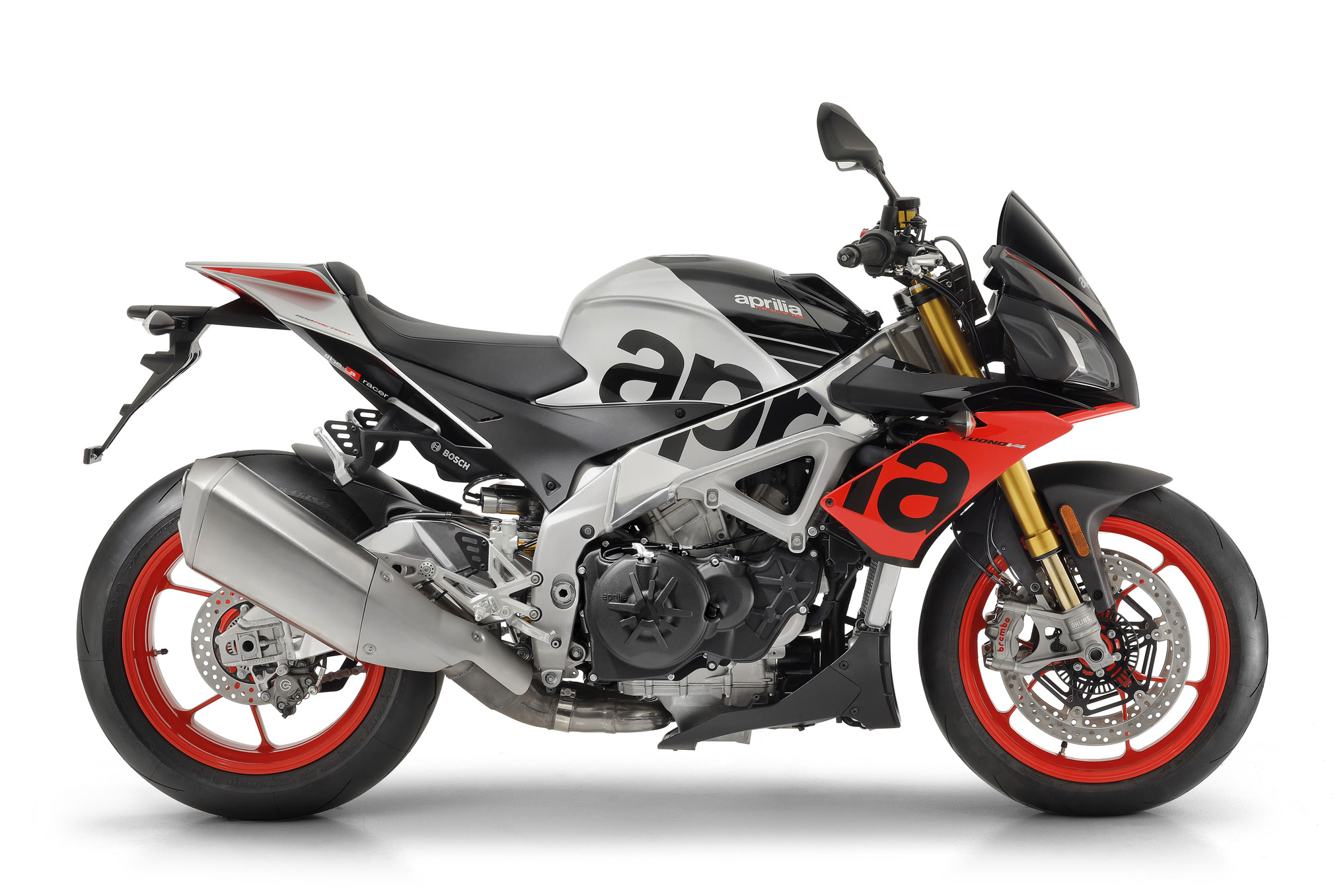 2019 Aprilia Tuono V4 1100 Factory Guide • Total Motorcycle