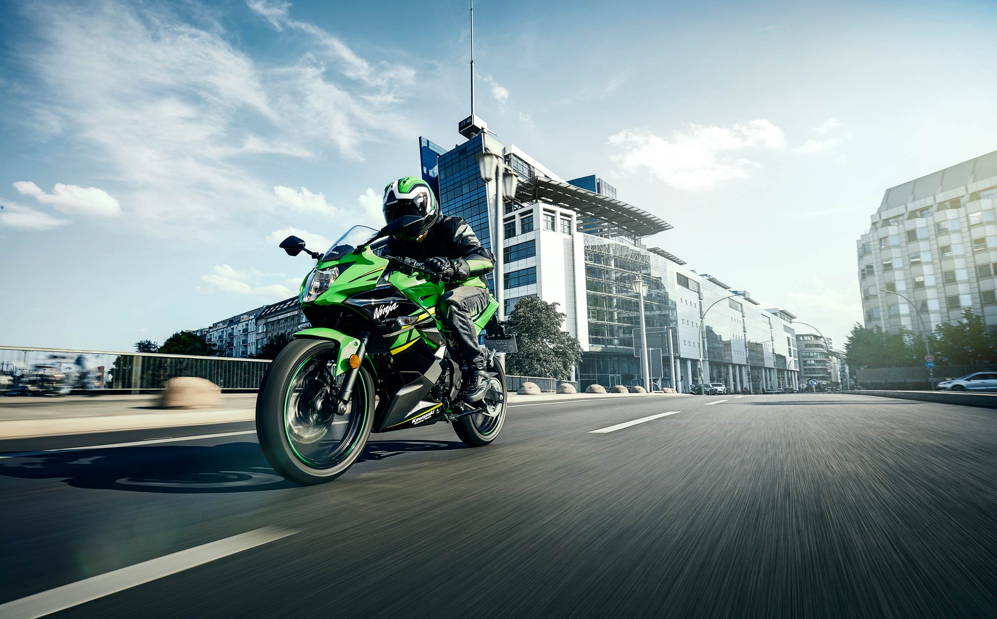2019 Kawasaki Ninja 125 Guide Total Motorcycle