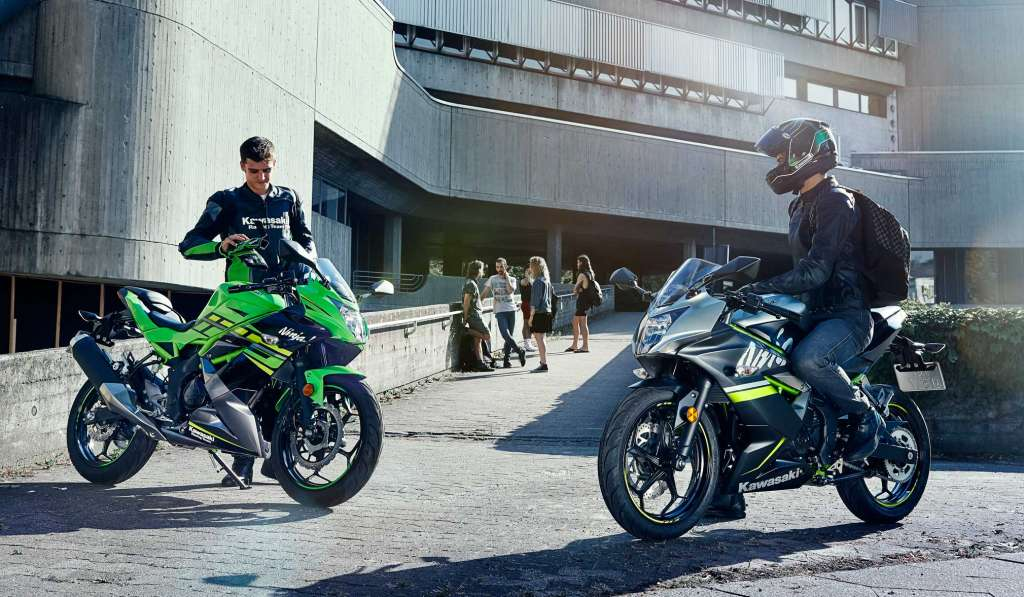 2019 kawasaki ninja 125 guide  u2022 total motorcycle