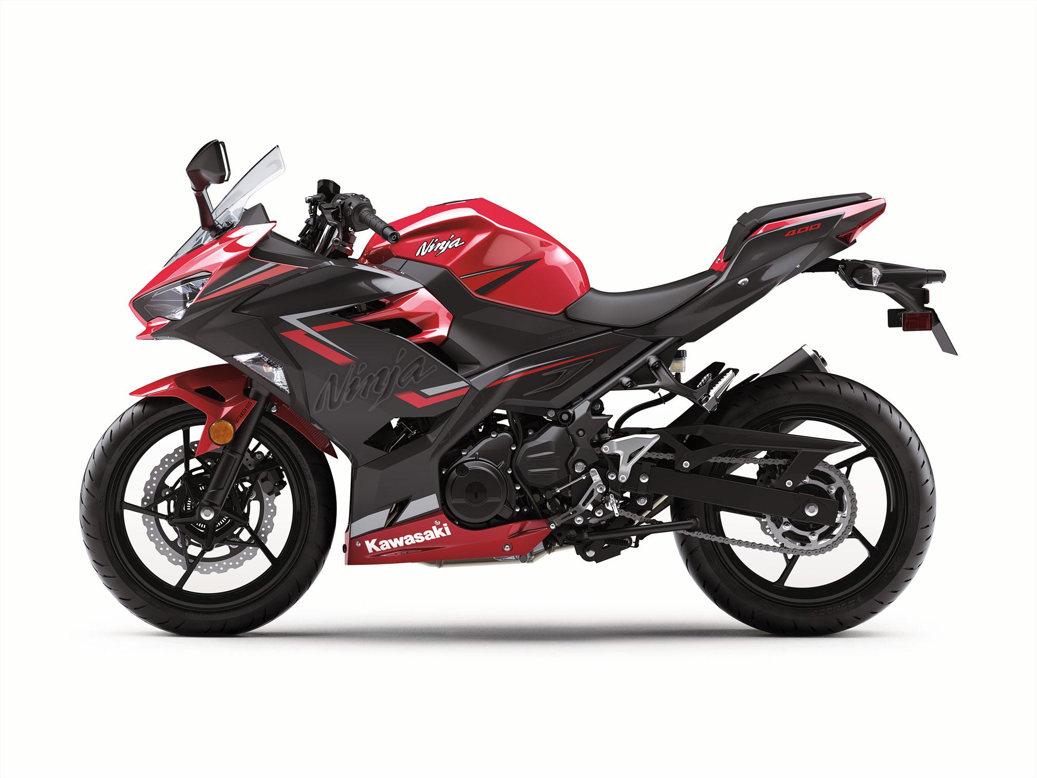 2019 Kawasaki Ninja 400 Abs Guide Total Motorcycle
