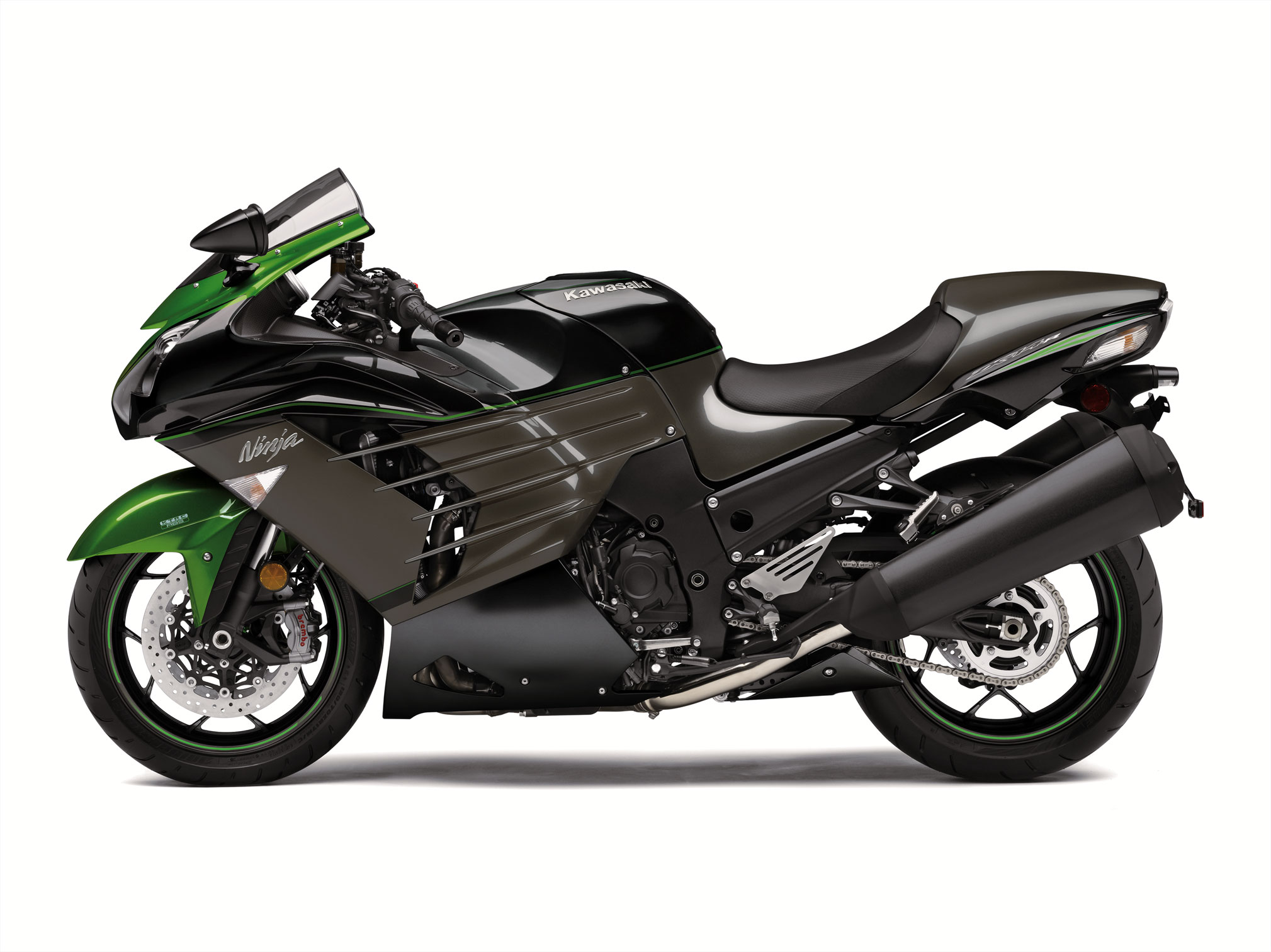 2019 Kawasaki Ninja ZX-14R ABS Guide • Total Motorcycle