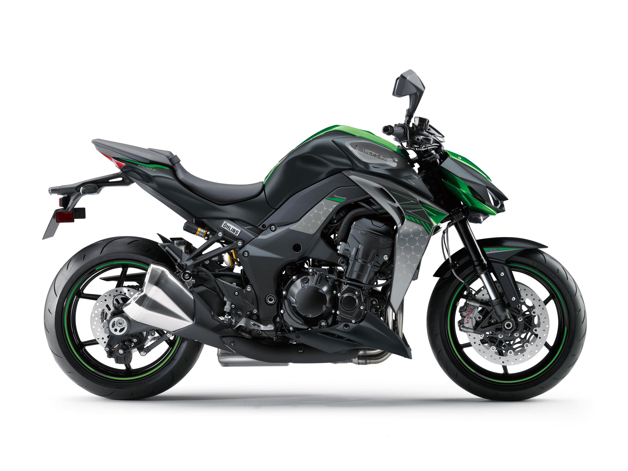 2019 Kawasaki Z1000r Abs Guide Total Motorcycle