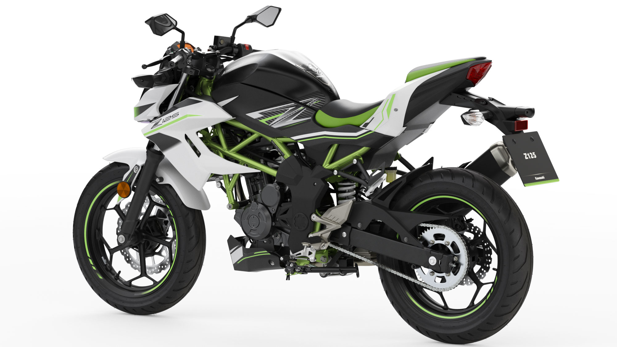 2019 Kawasaki Z125 Guide Total Motorcycle