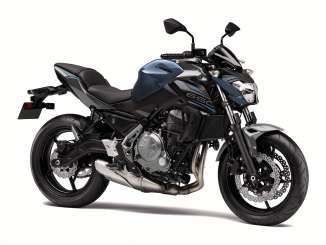 2019 Kawasaki Z650 ABS