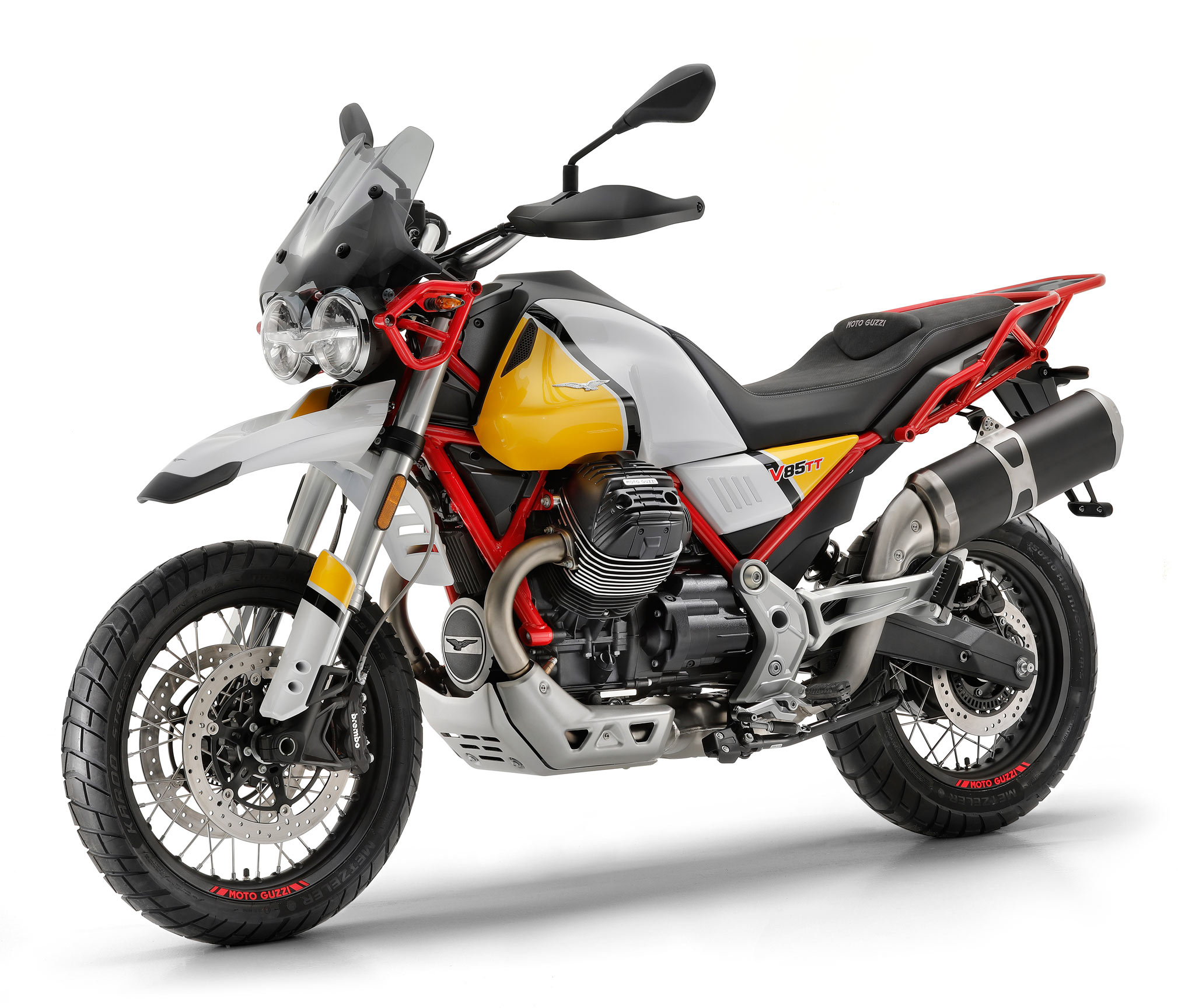 2019 Moto Guzzi V85 TT Guide • TotalMotorcycle
