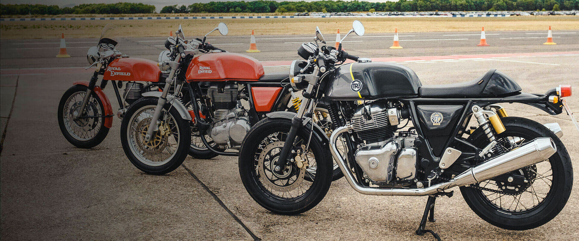 2019 Royal Enfield Continental GT 650 Guide • Total Motorcycle