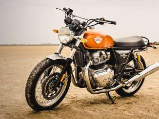 2019 Royal Enfield Interceptor 650