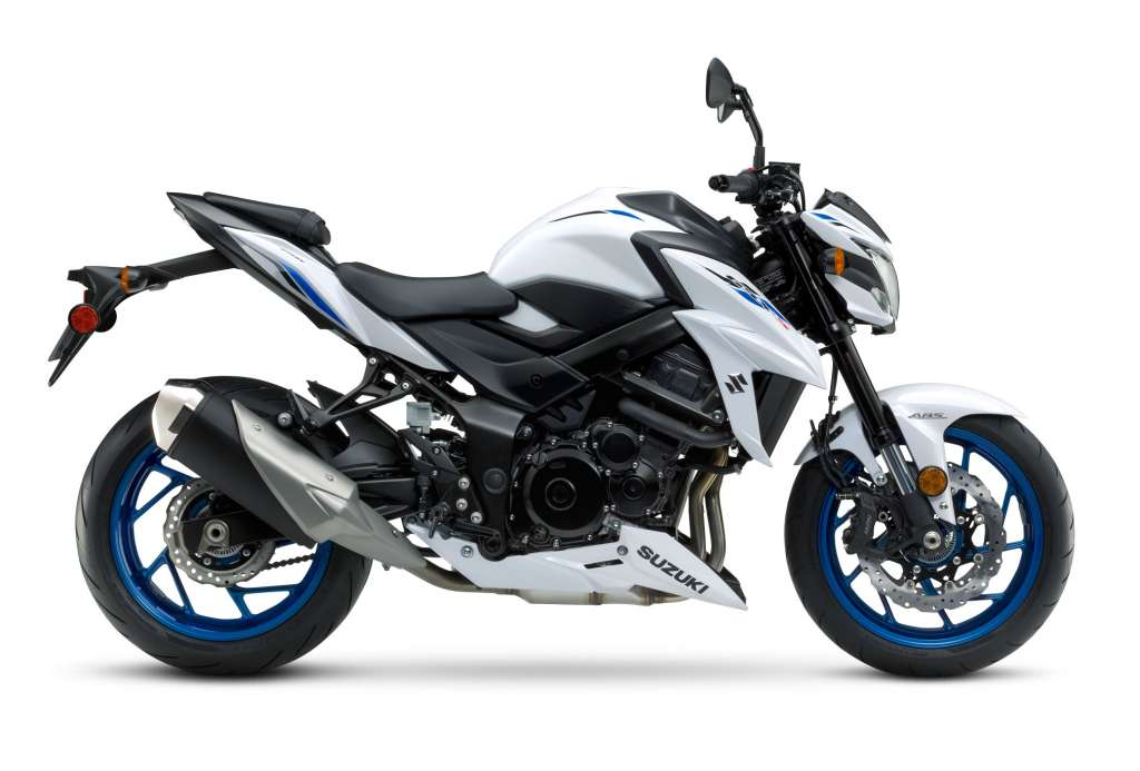 2019 Suzuki GSX-S750 ABS Guide • Total Motorcycle