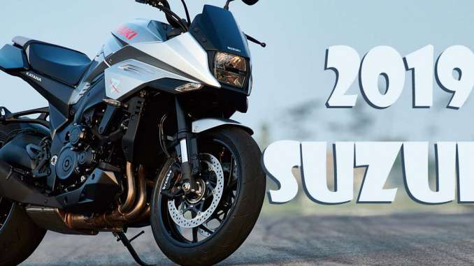 2019 Suzuki Motorcycle Model Guides - Update 2