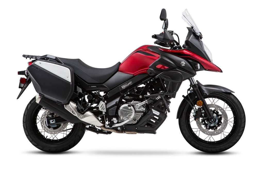 2019 Suzuki V-Strom 650XT Touring Guide • Total Motorcycle