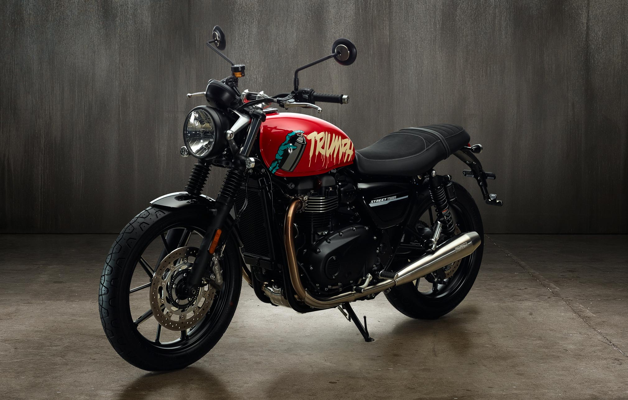 2019 Triumph Street Twin Guide • Total Motorcycle
