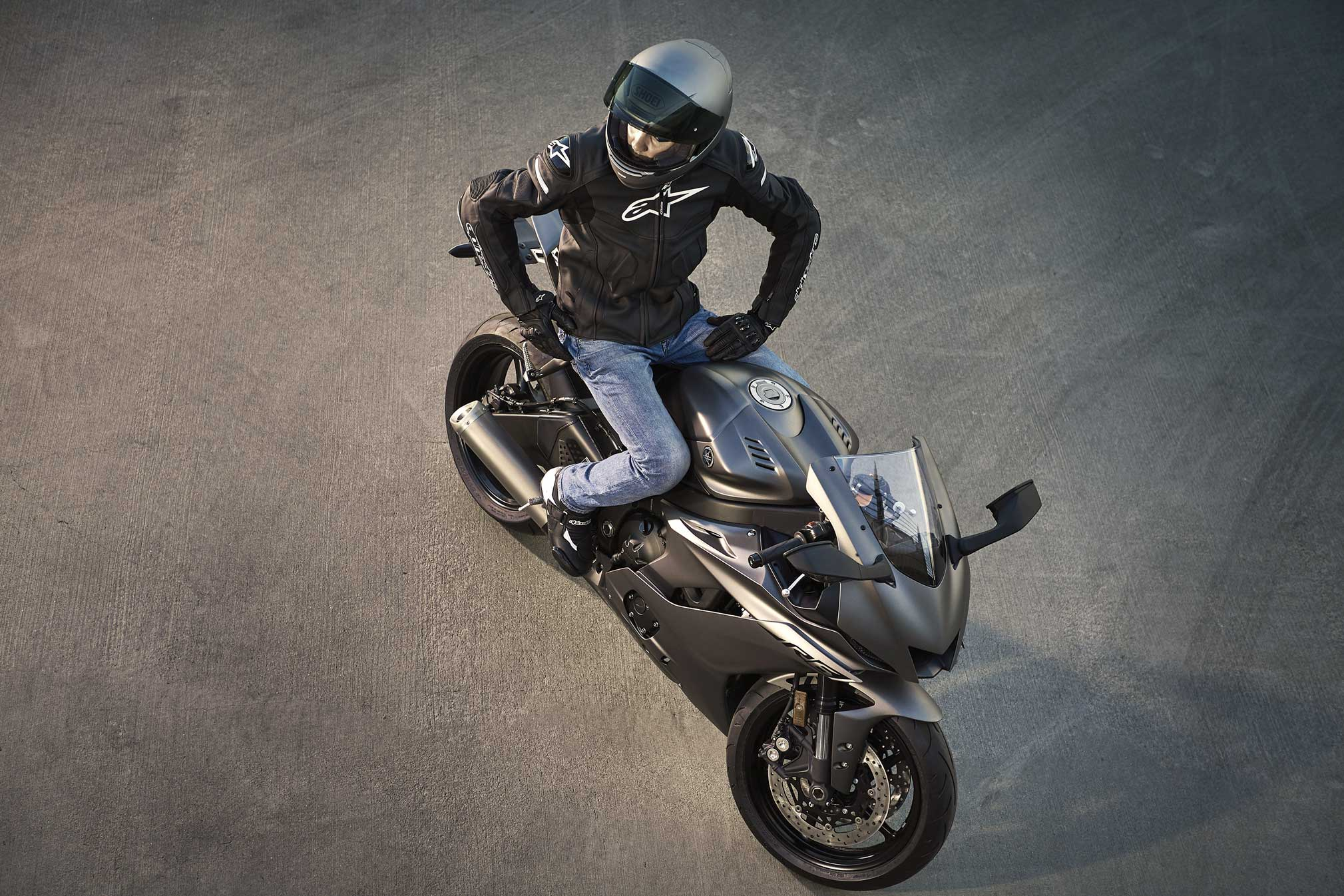 2019 yamaha yzf-r6 guide • total motorcycle