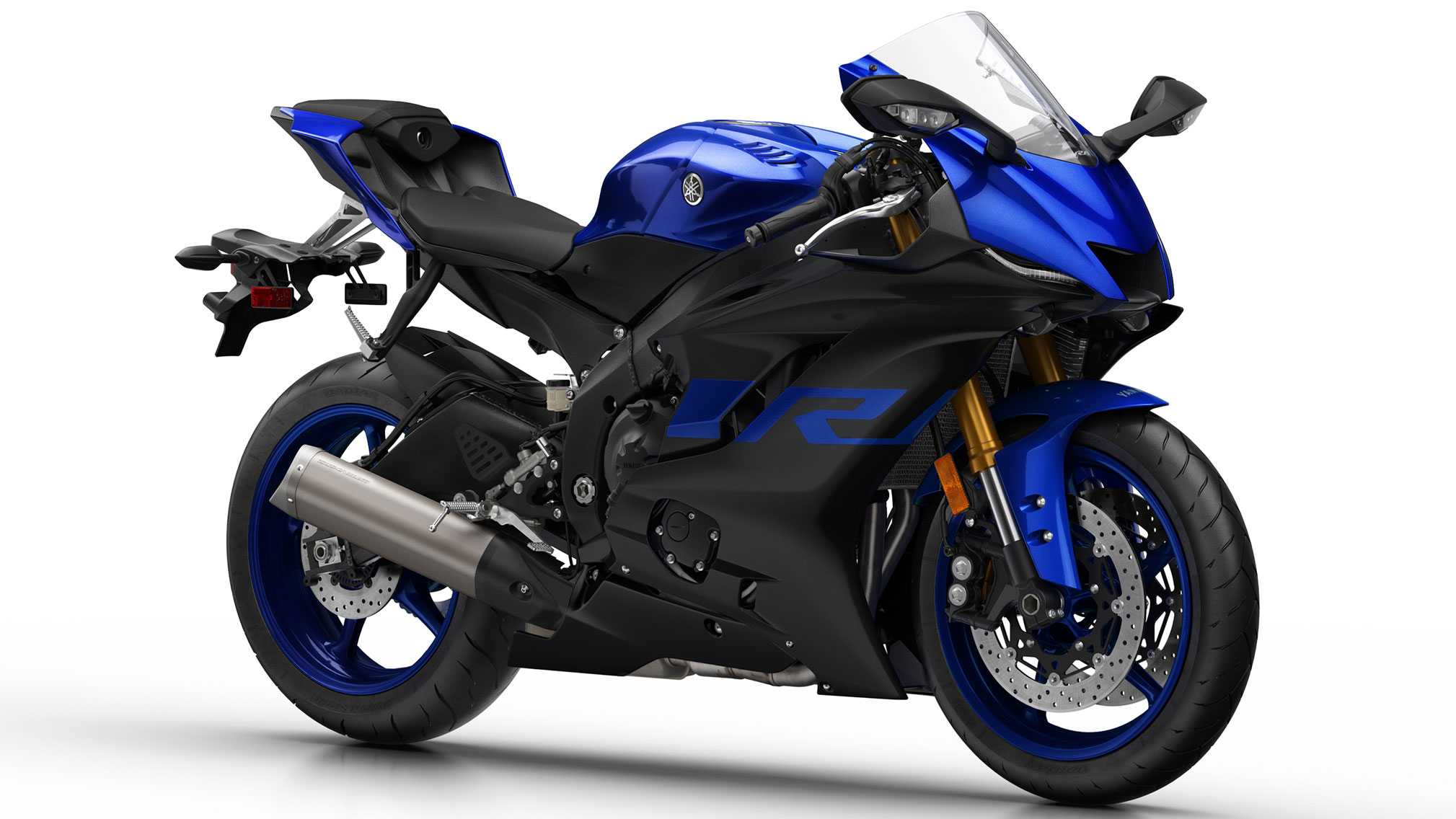 2019 yamaha yzf r6 guide total motorcycle. Black Bedroom Furniture Sets. Home Design Ideas