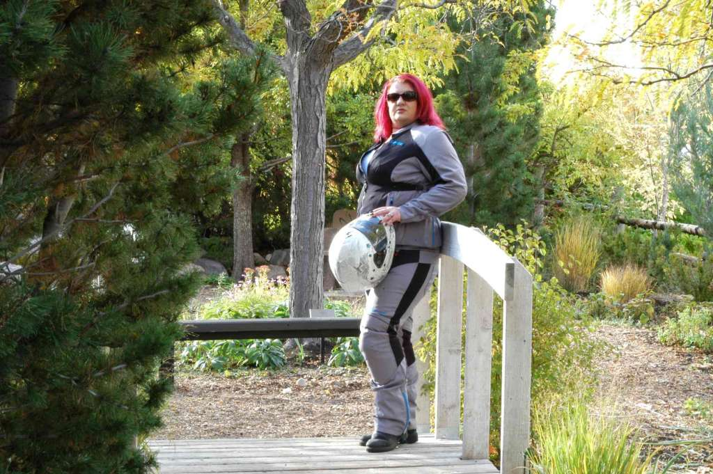 Scorpion Maia Ladies Jacket and Pants Total Motorcycle Review