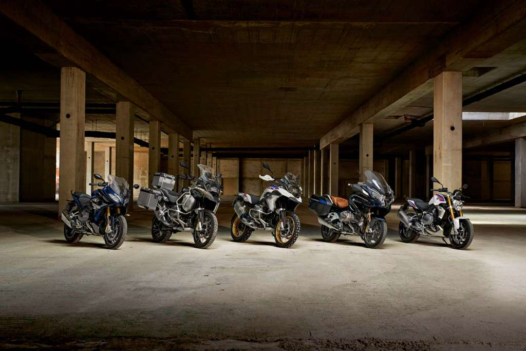 Bmw Motorrad Sells Record 165 566 Motorcycles In 2018 Totalmotorcycle