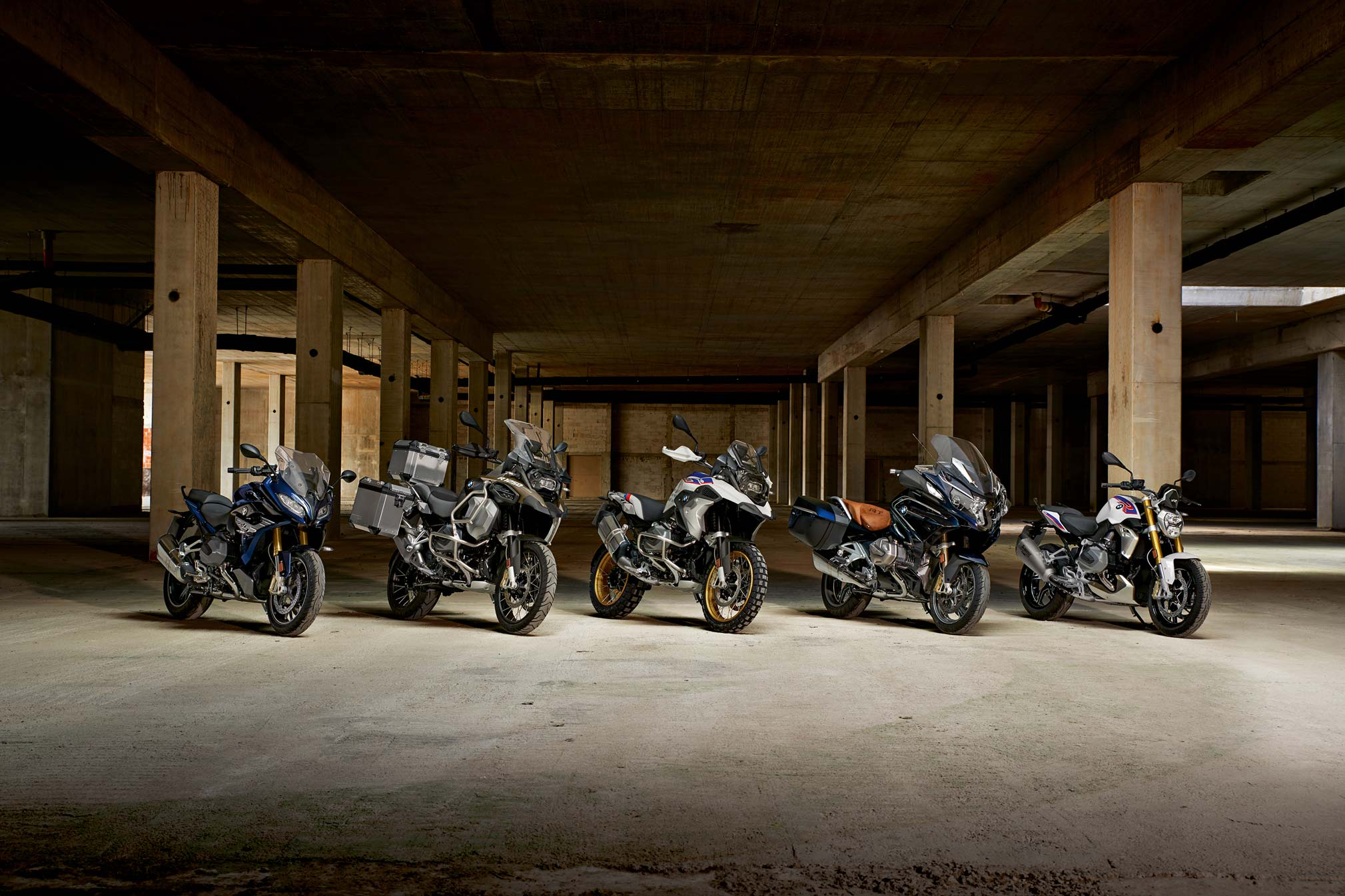 2019 Bmw Motorcycle Guide Total Motorcycle