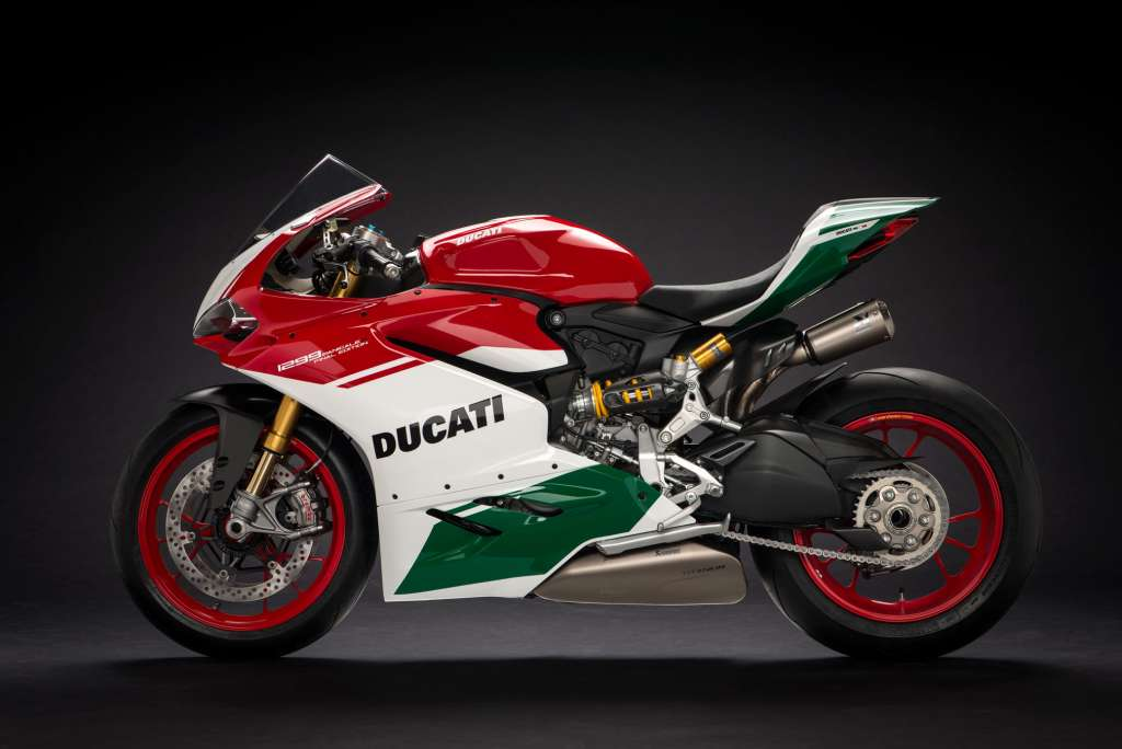 2019 Ducati 1299 Panigale R Final Edition