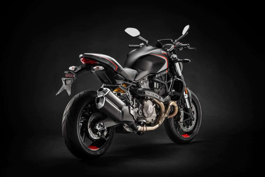 2019 Ducati Monster 821 Stealth