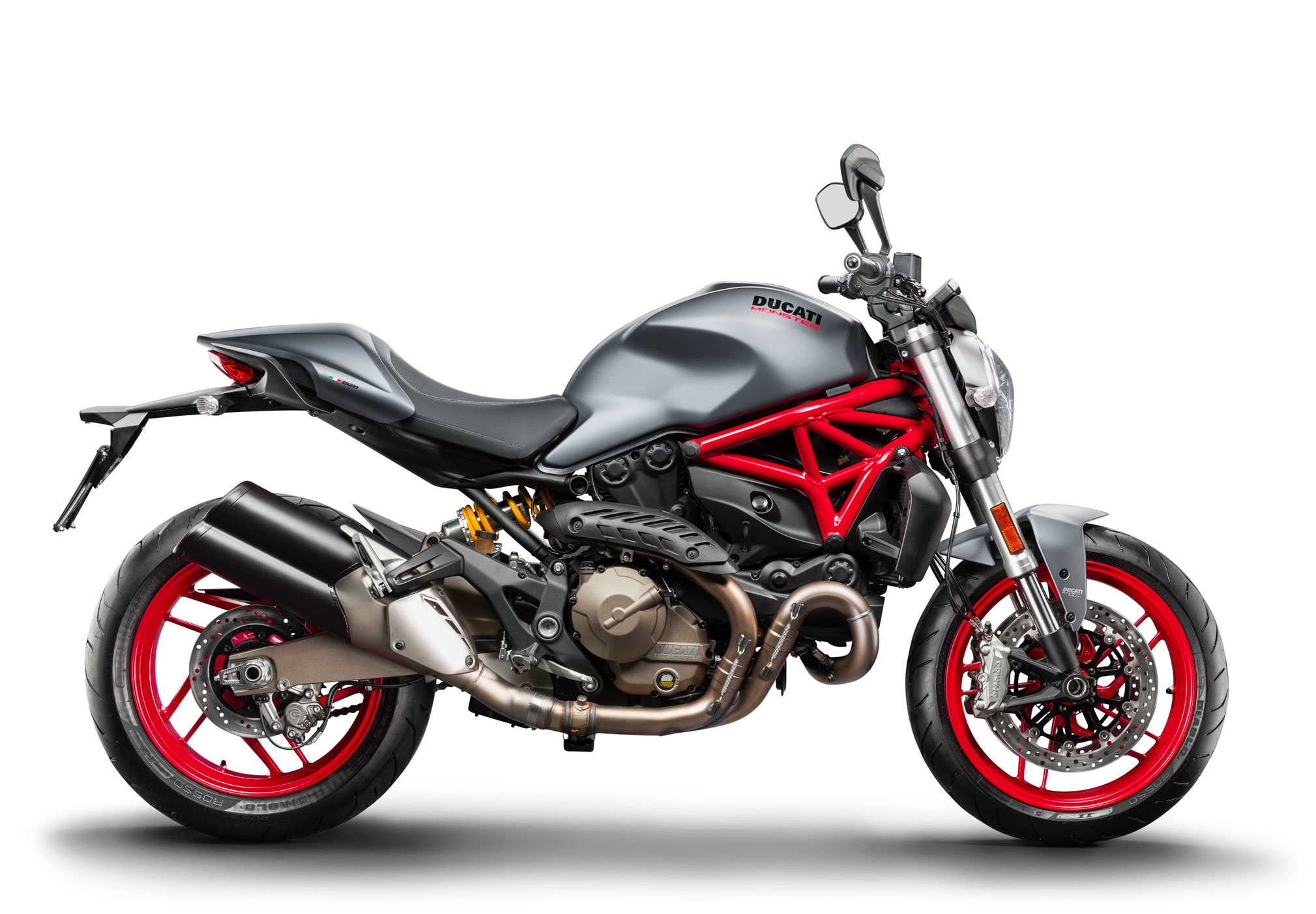Ducati Monster 821 >> 2019 Ducati Monster 821 Guide Total Motorcycle