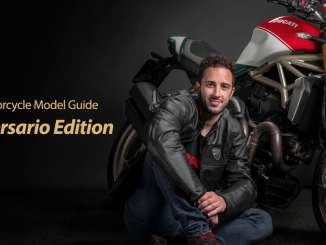 2019 Ducati Motorcycle Model Guides - Anniversario Edition