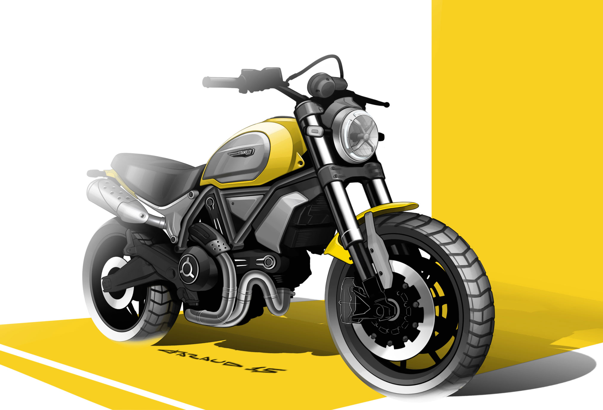 2019 Ducati Scrambler 1100 Guide Total Motorcycle