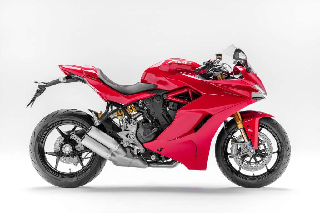 2019 Ducati SuperSport S