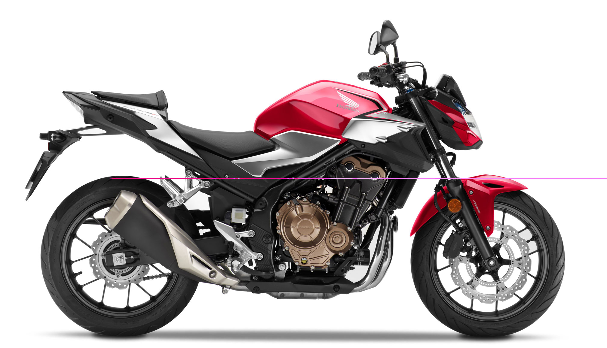2019 Honda CB500F ABS Guide • Total Motorcycle
