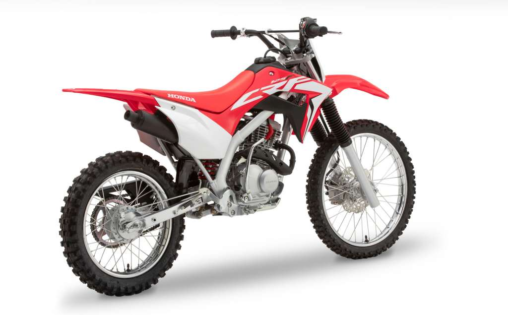 2019 Honda CRF125FB Big Wheel
