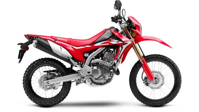 2019 Honda Crf250l Abs Guide Totalmotorcycle